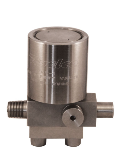 FV-1 Fire Safety Valve  (Model 2V02)
