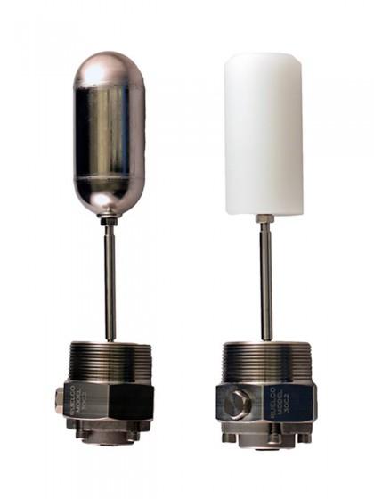 2″ NPT Pneumatic (Model 30C2)